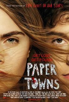 poster Paper Towns (2015)