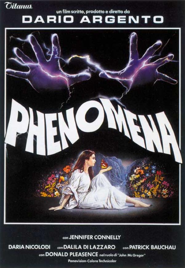 poster Phenomena (1985)