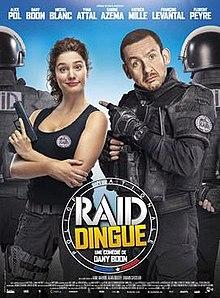 poster Raid dingue (2016)