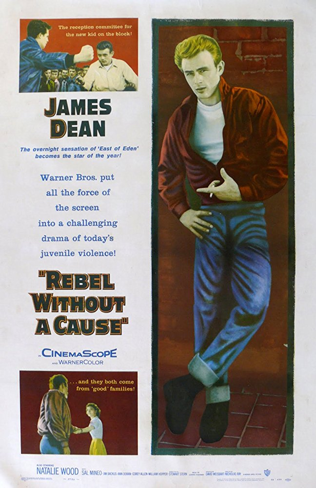 poster Rebel Without a Cause (1955)