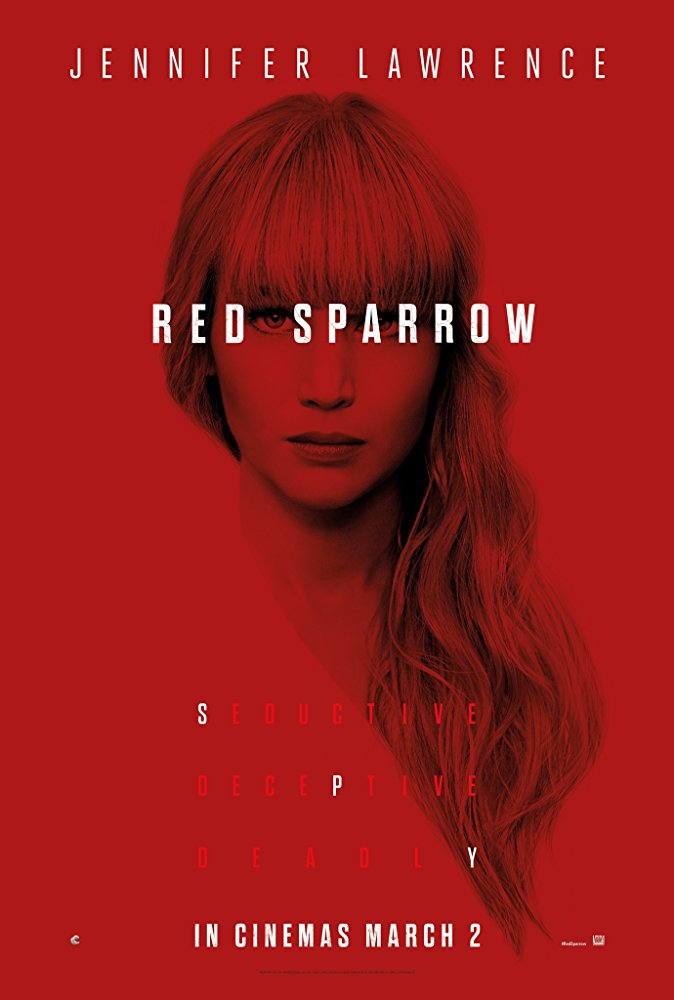 poster Red Sparrow (2018)