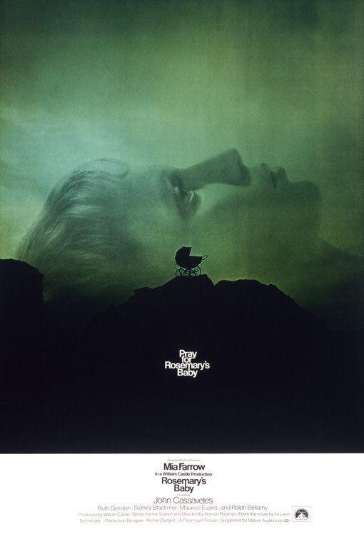 poster Rosemary's Baby (1968)