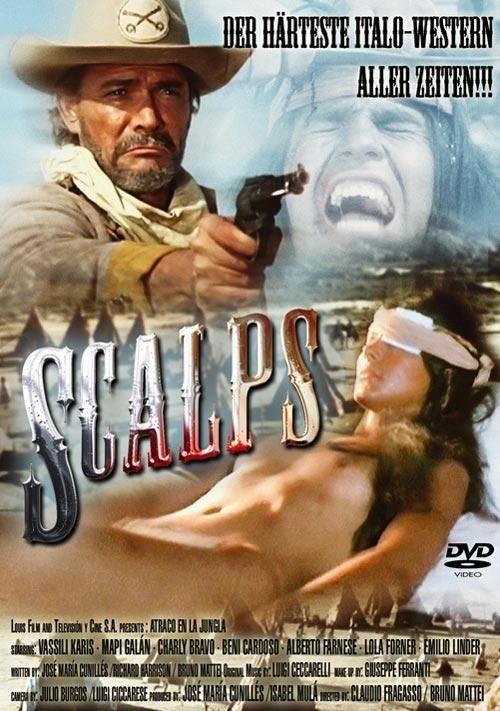 poster Scalps (1987)