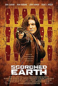 poster Scorched Earth (2018)
