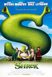 poster Shrek (2001)
