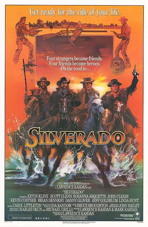 poster Silverado (1985)