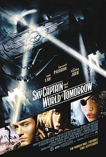 poster Sky Captain and the World of Tomorrow (2004)
