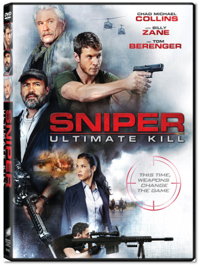 poster Sniper Ultimate Kill (2017)