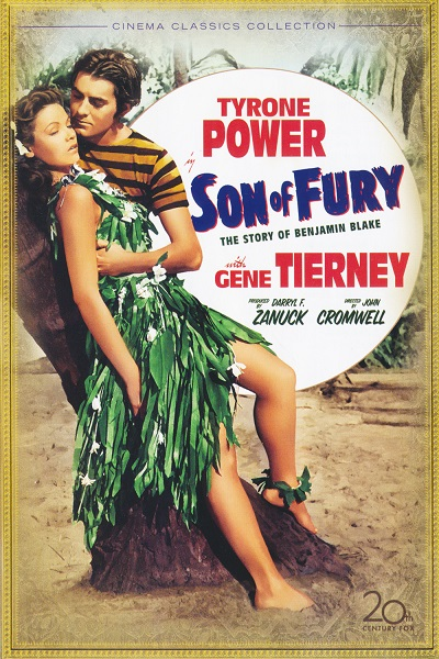 poster Son of Fury - The Story of Benjamin Blake (1942)