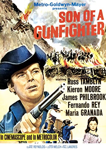poster Son of a Gunfighter (1965)
