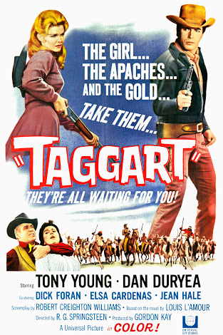 poster Taggart (1964)