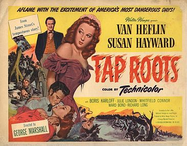 poster Tap Roots (1948)