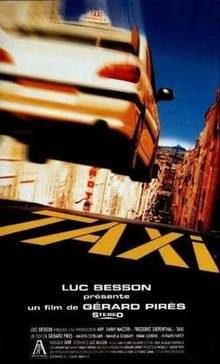 poster Taxi (1998)