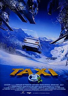 poster Taxi 3 (2003)