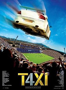 poster Taxi 4 (2007)