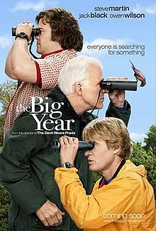 poster The Big Year (2011)