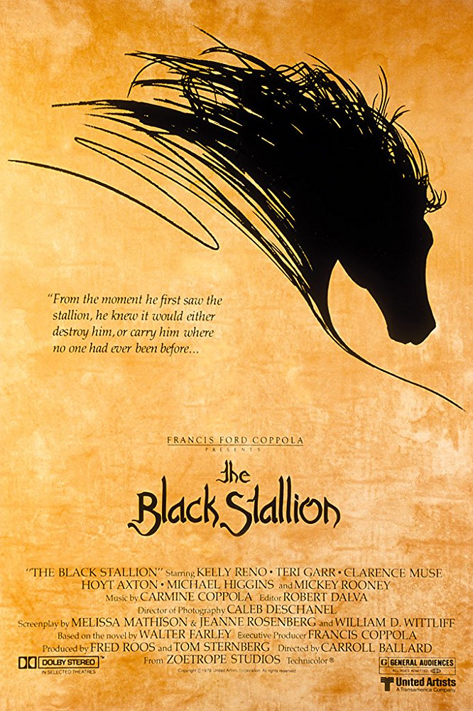 poster The Black Stallion (1979)