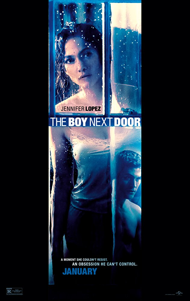 poster The Boy Next Door (2015)