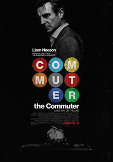 poster The Commuter (2018)