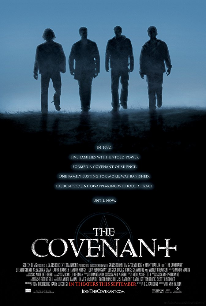 poster The Covenant (2006)