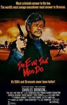 poster The Evil That Men Do (1984)