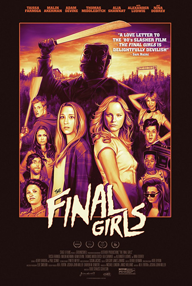 poster The Final Girls (2015)