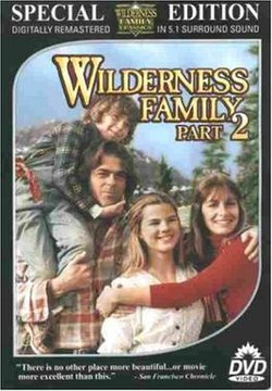 poster The Further Adventures of the Wilderness Family (1978)