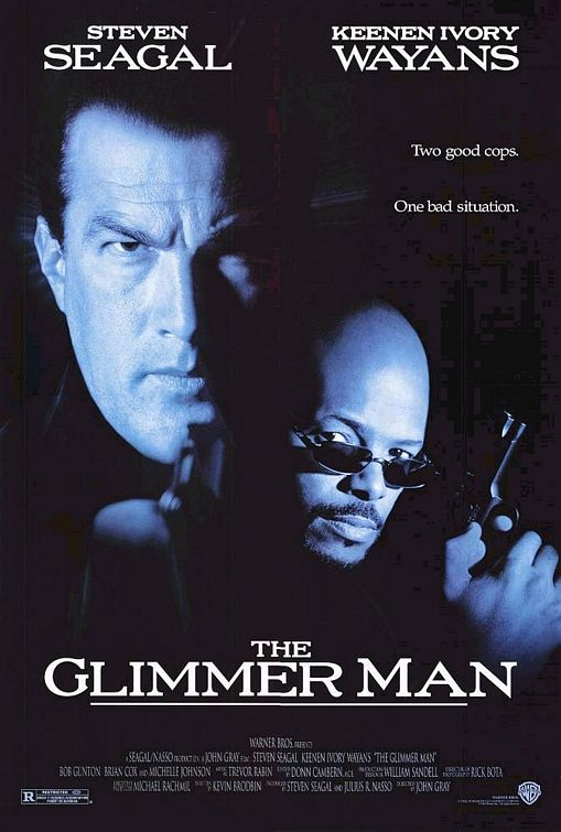 poster The Glimmer Man (1996)