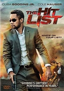 poster The Hit List (2011)