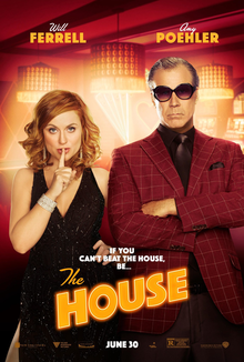 poster The House (2017)