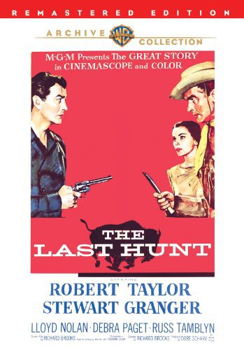 poster The Last Hunt (1956)