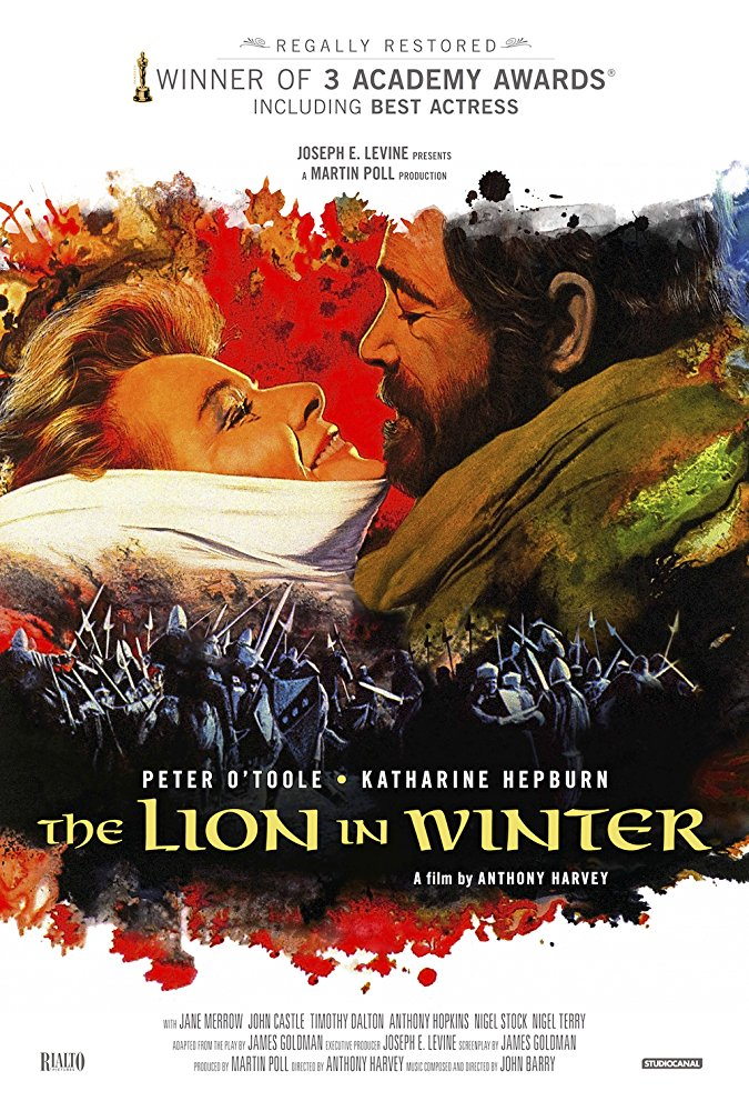 poster The Lion in Winter (1968)