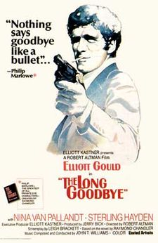poster The Long Goodbye (1973)