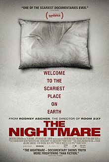 poster The Nightmare (2015)
