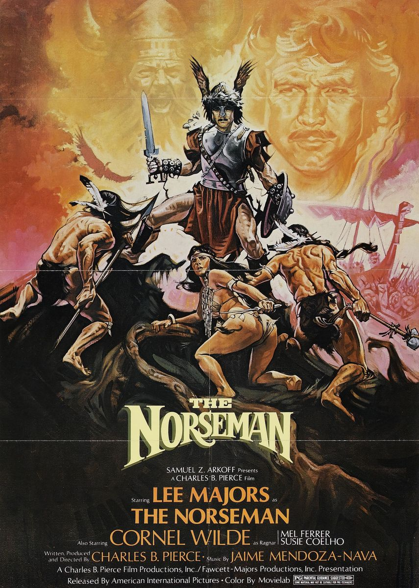 poster The Norseman (1978)