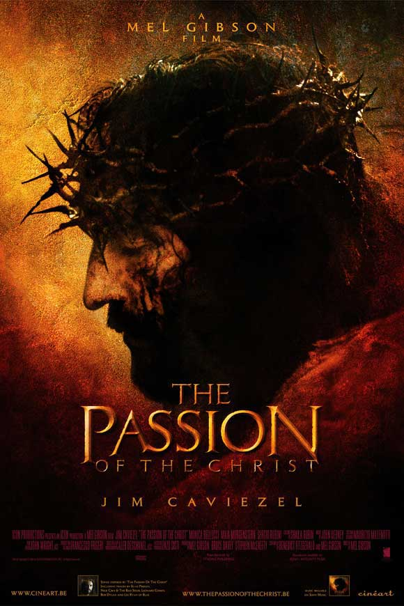 poster The Passion of the Christ (2004)