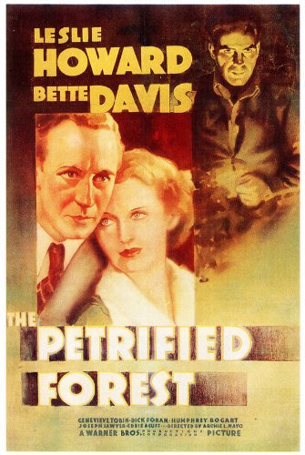 poster The Petrified Forest (1936)