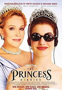 poster The Princess Diaries (2001)