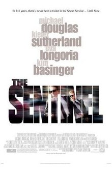 poster The Sentinel (2006)