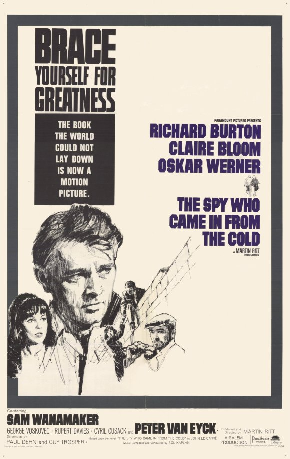 poster The Spy Who Came in from the Cold (1965)