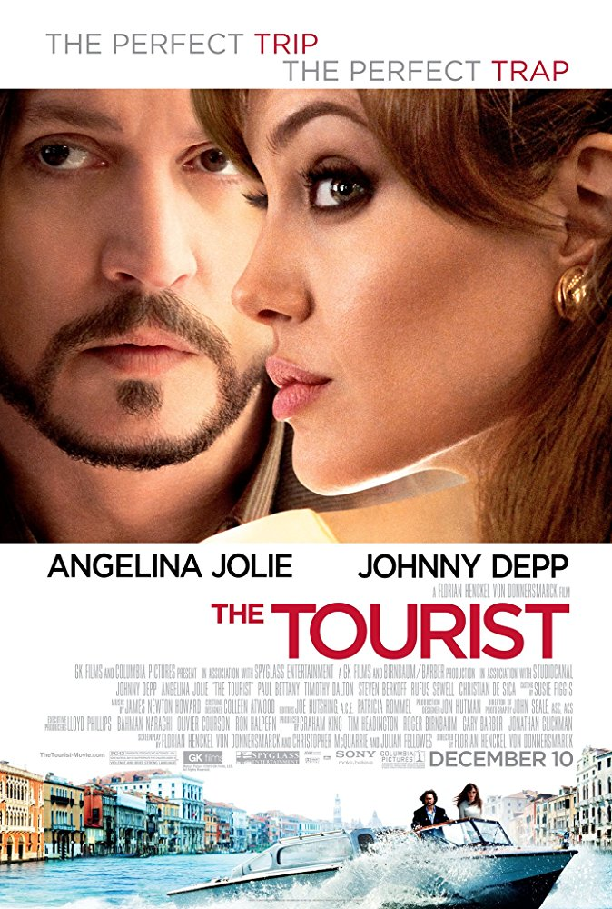 poster The Tourist (2010)