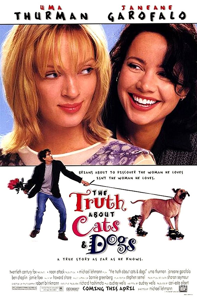 poster The Truth About Cats & Dogs (1996)