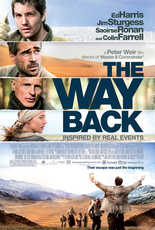 poster The Way Back (2010)