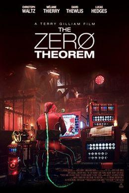 poster The Zero Theorem (2013)
