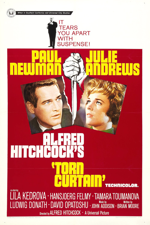 poster Torn Curtain (1966)