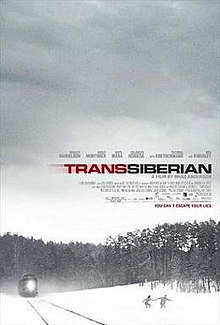 poster Transsiberian (2008)