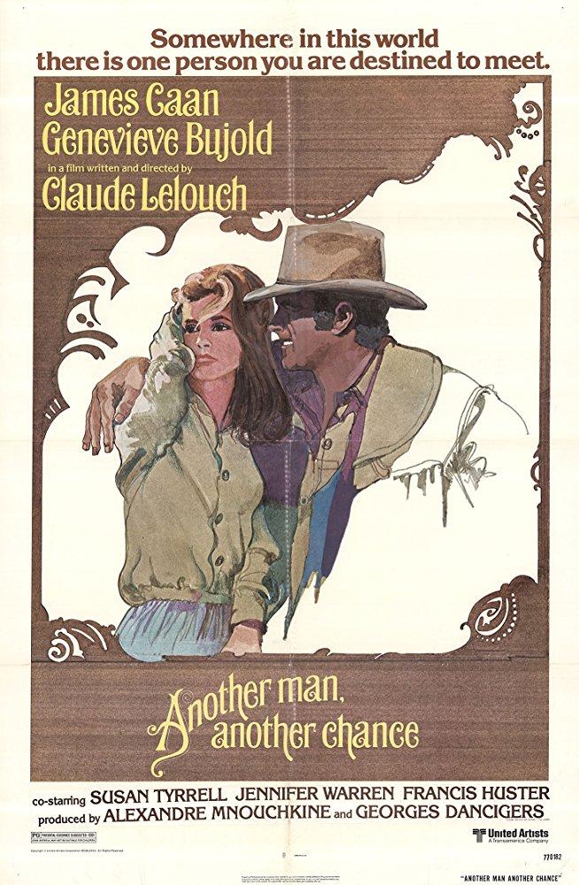 poster Un autre homme, une autre chance (1977)