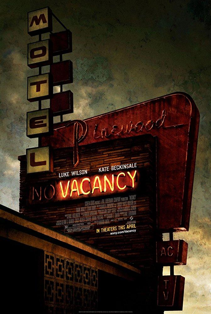 poster Vacancy (2007)
