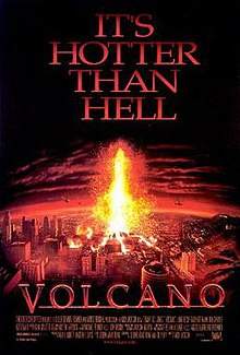 poster Volcano (1997)