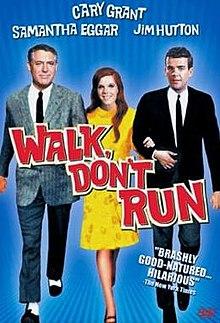 poster Walk Don't Run (1966)